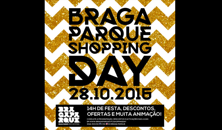 Braga Parque Shopping Day está de regresso