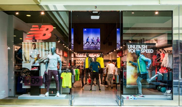 695b397be03 Outlet de VIla do Conde recebe a primeira loja outlet da New Balance no país