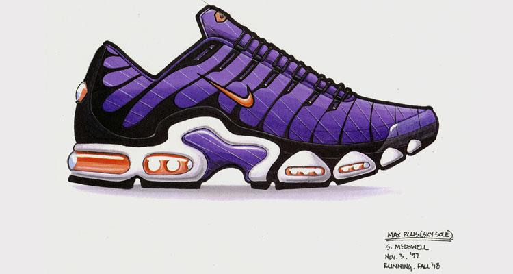 Nike Air Max Plus – A história por contar – ShoppingSpirit News