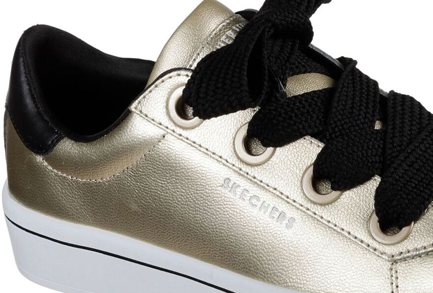 Style. Confort. Confidence. é a assinatura da Skechers