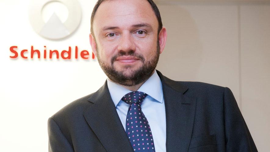 José Manuel Nieto toma posse como novo CEO da Schindler Iberia