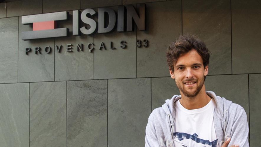 ISDIN anuncia João Sousa como Friend da marca em 2019