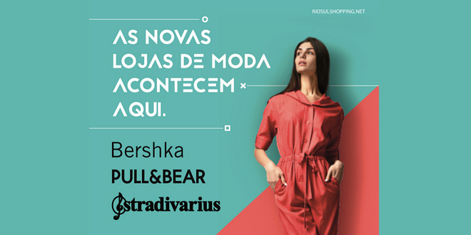 RioSul Shopping reabre lojas de moda com muitas novidades