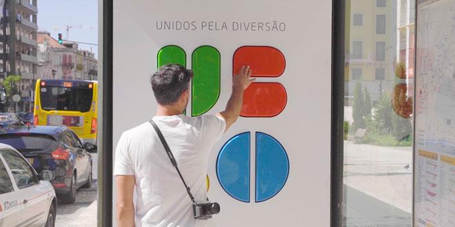 UBBO espalha diversão por Lisboa