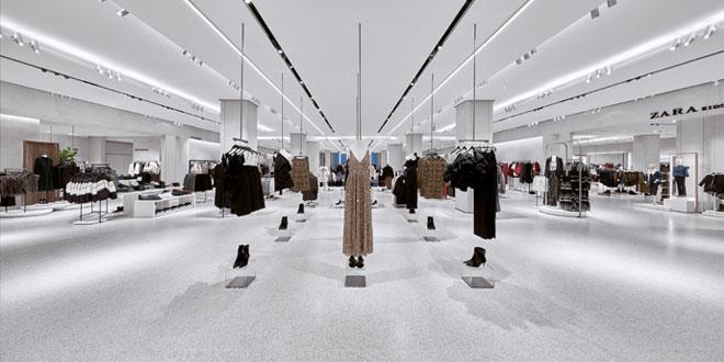 NorteShopping inaugura espaço renovado com lojas Inditex